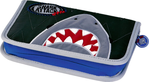 Schulranzenset Ergo Style Fun - Shark Attack