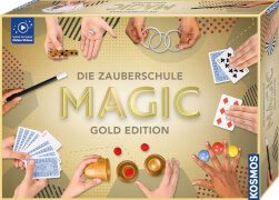 Kosmos Zauberschule Magic  Gold Edition