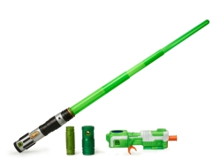 Hasbro B8264EU4 Star Wars Rogue One Blaster-Power Lichtschwert